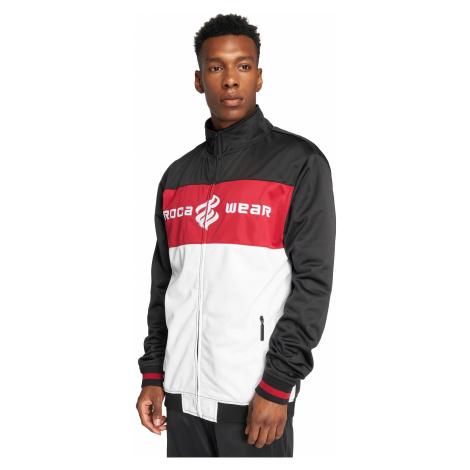 Rocawear Jacke Herren TRACK RWJA015BLK Mehrfarbig Black