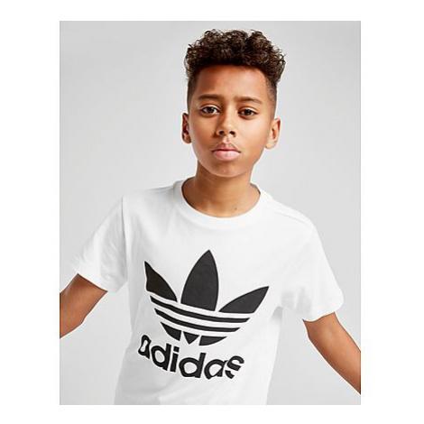 Adidas Originals - White / Black/Black, White / Black/Black