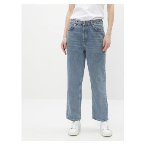 Selected Femme Kate Jeans Blau