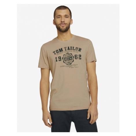 Tom Tailor T-Shirt Braun