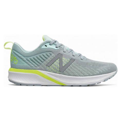 New Balance 870SB6 grau - Damen Laufschuhe