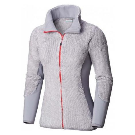 Sportsweatshirts mit Reißverschluss für Damen Columbia