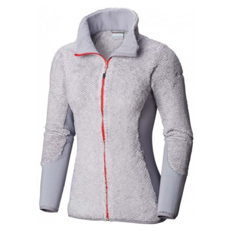 Columbia WILLOW FALLS FLEECE grau - Damen Sweatshirt