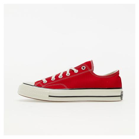 Converse Chuck 70 OX Enamel Red/ Egret/ Black