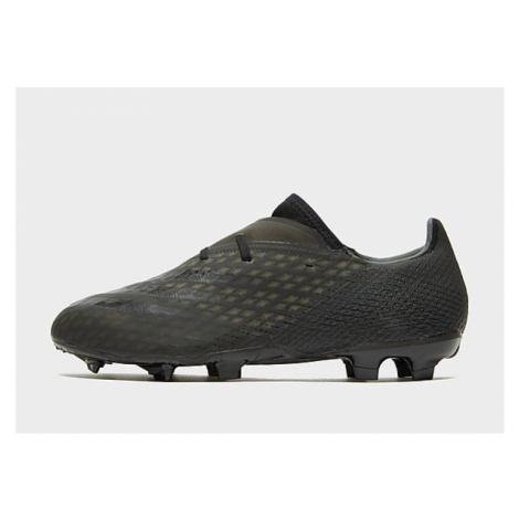 Adidas X Ghosted.2 FG Fußballschuh - Core Black / Core Black / Grey Six - Herren, Core Black / C