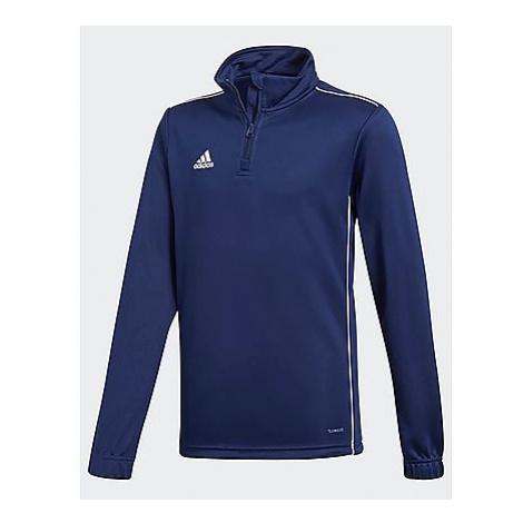 Adidas Core 18 Trainingstop - Dark Blue / White, Dark Blue / White