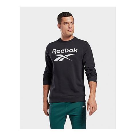 Reebok reebok identity big logo crew - Black - Herren, Black