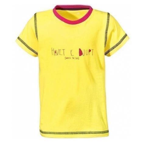 T-Shirt D1913 TATIPE 501345-157 yellow