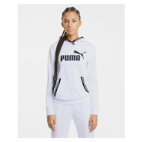 Puma Amplified Sweatshirt Weiß