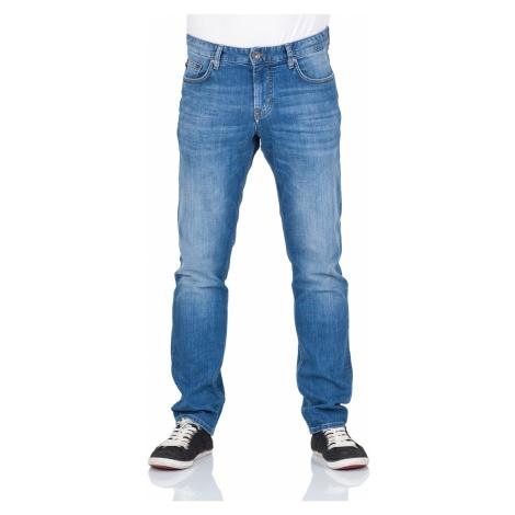 Graue jeans slim für herren