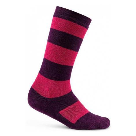 Kniestrümpfe CRAFT Warm com. JR 1906640-785720 - pink
