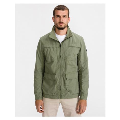 Tom Tailor Denim Jacke Grün