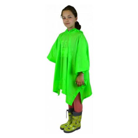 Pidilidi PONCHO grün - Kinder Regenmantel