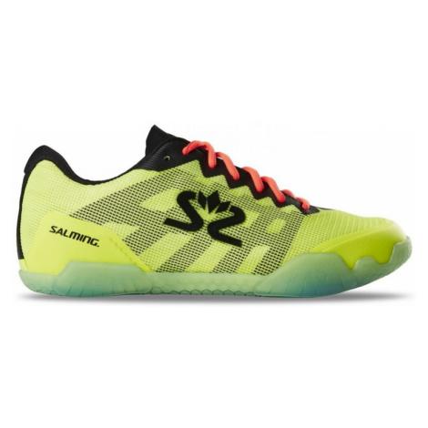 Schuhe Salming Hawk Shoe Men Neon Yellow