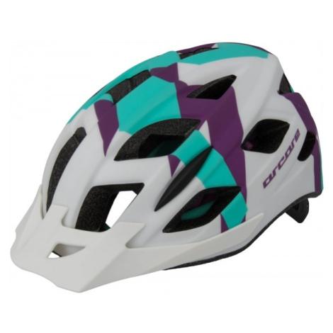 Arcore PHIZIX violett - Kinder Fahrradhelm
