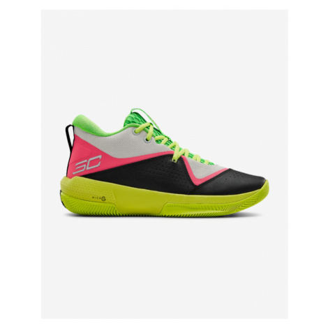 Under Armour SC 3ZERO IV Basketball Tennisschuhe mehrfarben