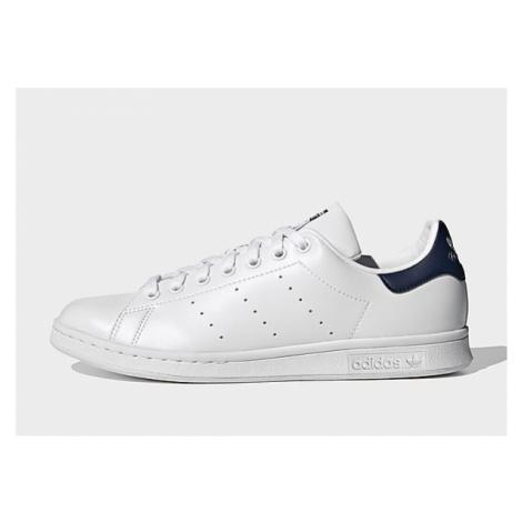 Adidas Originals Stan Smith Herren - Cloud White / Cloud White / Collegiate Navy - Herren, Cloud