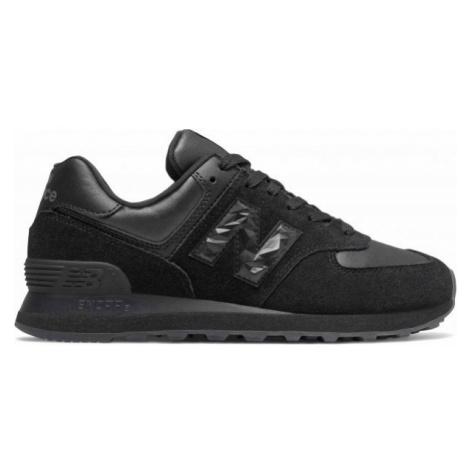 New Balance WL574SOS schwarz - Damen Sneaker