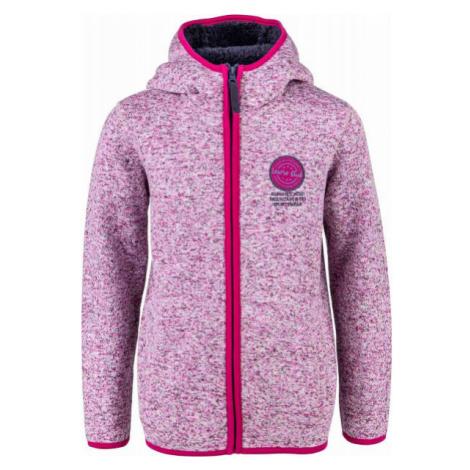 Lewro SOLON rosa - Sweatshirt für Kinder