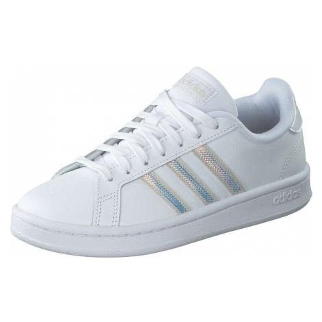 Adidas Grand Court Sneaker Damen weiß