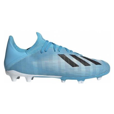 adidas X 19.3 FG blau - Herren Fußballschuhe