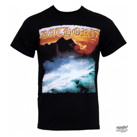 Metal T-Shirt Männer Bathory - Twilight Of The Gods - PLASTIC HEAD - PH5420
