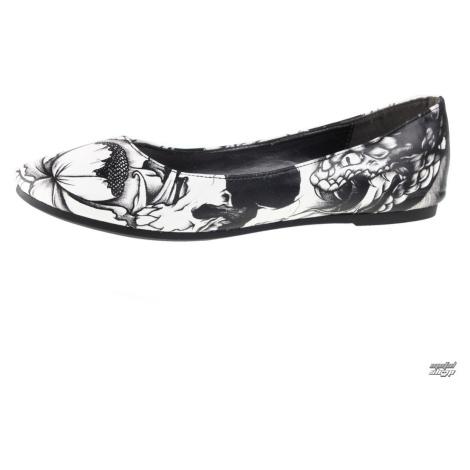 Ballerinas Frauen - Original Sin - IRON FIST - IFW005133-White