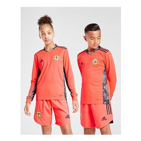 Adidas Northern Ireland 2020 Away Goalkeeper Shirt Kinder - Kinder