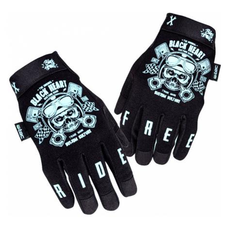 Handschuhe BLACK HEART - 029-0011-BLK 4XL