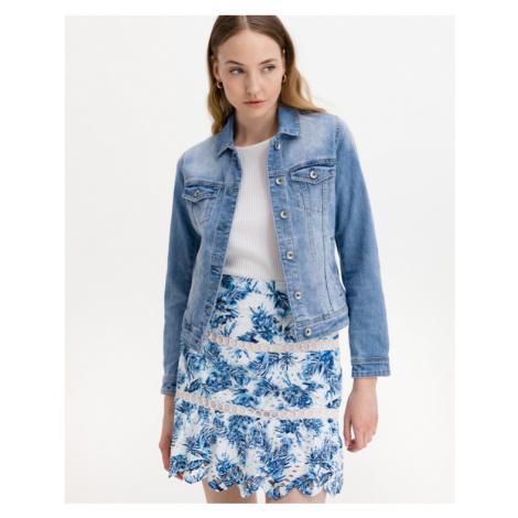 Salsa Jeans Jacke Blau