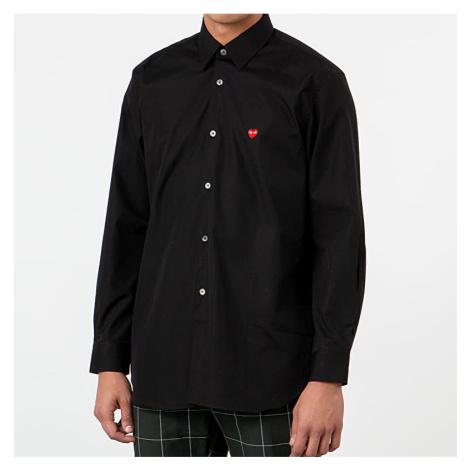Comme des Garçons PLAY Shirt Black