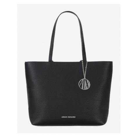 Armani Exchange Handtasche Schwarz