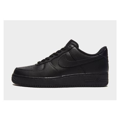 Nike Air Force 1 Lo Damen - Black/Black - Damen, Black/Black