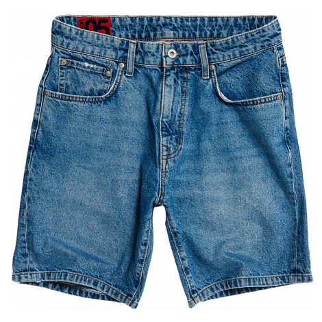Superdry Shorts Herren CONOR TAPER SHORT Kingman Light Blue Stone