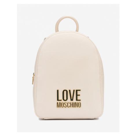 Love Moschino Rucksack Weiß