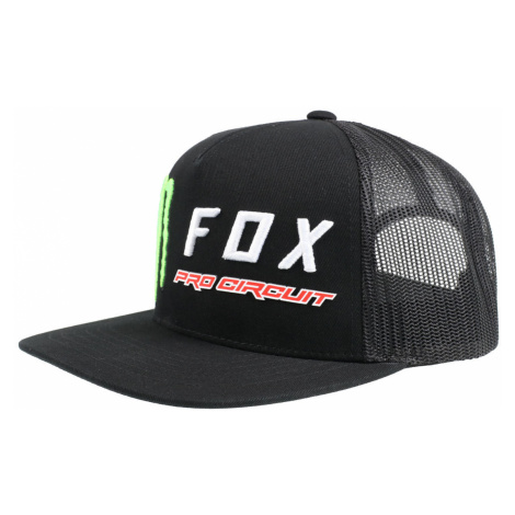 Kappe Cap FOX - Monster - Schwarz - 24411-001