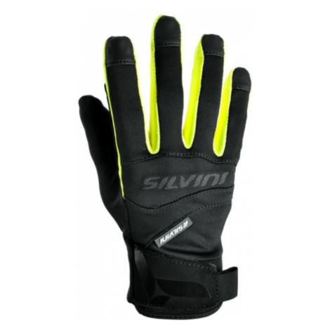 Handschuhe Silvini Fusari UA745 black-neon