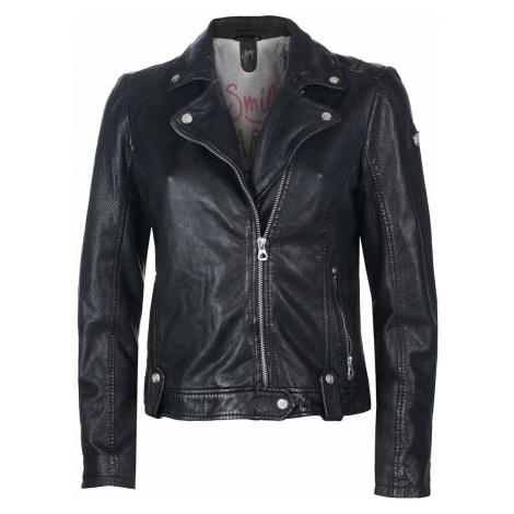 Damen Lederjacke GG Favorit - Black - M0012241 XXL
