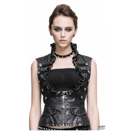 Weste Frauen - Gothic Zora - DEVIL FASHION - DVWT00501